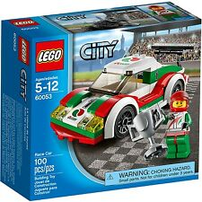 Lego City 60053 race car racing octane formula 1 grand prix BNIB minifigure race