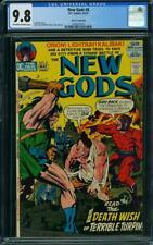 NEW GODS #8 CGC 9.8 Jack Kirby story & art! JOHN G. FANTUCCHIO PEDIGREE!