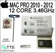 Twelve Core 2010,2012 Apple Mac Pro X5690 x2 3.46GHz HEX XEON CPU 5,1 Processors