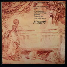 Cecile Ousset Piano Mozart Piano recital only on Eterna 826476 ED 1 - 1974