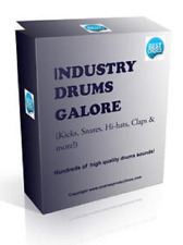 OVER 3000 DRUMS FOR THE EMU SP-1200 - 1 MINUTE DELIVERY! - ON SALE OVER 50% 0FF!
