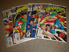 THE INVADERS MINI-SERIES 1-4 COMPLETE