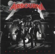 AIRBOURNE - RUNNIN' WILD (2007) Australian Hard Rock CD Jewel Case+FREE GIFT