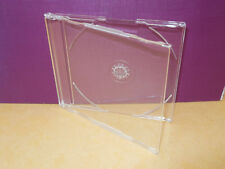 10  CD Single (maxi) cases 7mm thick - READ LISTING