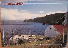 Irish Postcard Ireland Donegal Coast Robert McCallion John Hinde 2/815 1991
