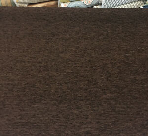 Fabricut Brown Chenille Upholstery Fabric by the yard