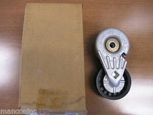Belt Tensioner-Tensioner Assembly-Automatic Original Equip Data F77Z 6B209-AA