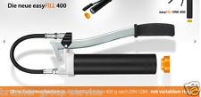 Fetpresse easyFILL 400 M 10 x 1, mit 10 x Fettfolgekolben-ohne ZBH