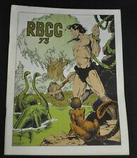 RBCC #73 JUNGLE DINOSAUR COVER F-VF