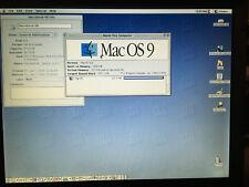 Apple Macintosh Mac PowerBook G3 M4753 WORKS 40GB HDD/320MB RAM OS 9 bundle