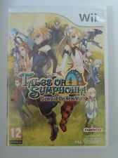 Tales of Symphonia Dawn of the New World - Nintendo Wii - New, sealed rare!