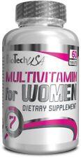 BioTech USA MULTI VITAMINS & MINERALS FOR WOMEN 60/120 TAB FREE WORLD SHIPPING
