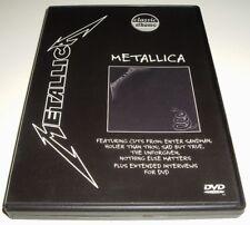 Classic Albums ** METALLICA ** THE BLACK ALBUM ** UK PAL R0 DVD ** EXC **
