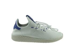 Adidas BD7521 Pharrell Williams HU Weiß Lila Schuhe Sneaker