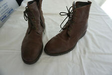 Warm Belmondo Winter Shoes Boots Gr.40 Unisex Leather Braun Padded