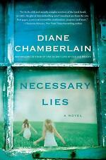 Necessary Lies by Diane Chamberlain (2014, Paperback)