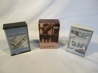 THE BEATLES Cassette Tape Bundle Incl LIVE AT THE BBC/ANTHOLOGY/1967-1970 RARE