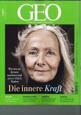 GEO Magazin, Heft 12|2019: Die innere Kraft   +++wie neu +++