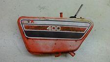 1979 Yamaha RD400 RD 400 Y472' oil tank reservoir holder w/ level sensor