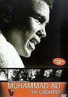 Muhammad Ali - The Greatest - The Documented Life And Times Of (DVD, 2001) New