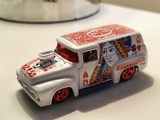 Hot Wheels 1956 Ford Van Hot Rod