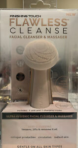 Finishing Touch Flawless Cleanse Facial Cleaner & Massager