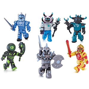Roblox Action Collection Champions of Roblox 13 Action Figure Pack Virtual Item