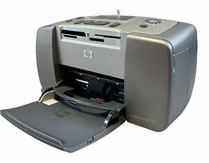 HP Photosmart 145 Digital Photo Inkjet Printer with Ink, Paper & Accessories
