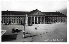 Bienne - Biel - Bahnhof um 1940