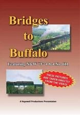 "Bridges to Buffalo N&W ""J"" 611 DVD NEW Hopewell Nickel Plate Norfolk & Western"