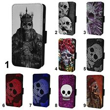 Aztec Skulls & Skeletons  Flip Phone Case Cover - Fits Iphone