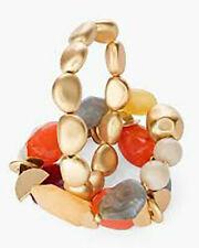 Chico's Women's AUSTYN MULTI-COLOR Stone Bracelet