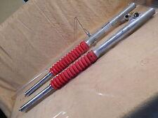 T1091 1984 84 YAMAHA XT250 XT 250 FRONT FORKS 42U-23102-00-00 427-23103-00-00