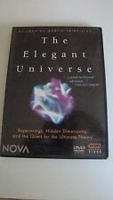 The Elegant Universe (DVD, 2004, 2-Disc Set) MINT DISCS! FAST SHIPPING