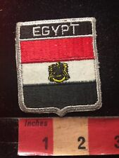 Africa Patch EGYPT Flag Theme Patch 85Y1