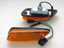 DATSUN 160J VIOLET 710 NISSAN STANZA A10 PAIR OF TURN SIGNAL LIGHT NEW