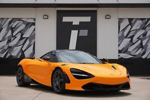 2021 McLaren 720S Performace LM Edition