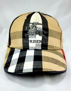 Burberry casual Hat - Plaid