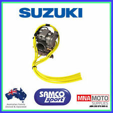 SUZUKI RM125 SAMCO CARBY OVERFLOW BREATHER HOSE CARBURETTOR KIT YELLOW RM 125