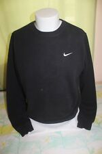 Nike Men's Black Crewneck Sweater Size Medium
