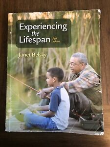 Experiencing the Lifespan by Belsky, Janet (Paperback) Sku59