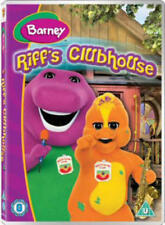 Barney - Riff's Clubhouse (DVD, 2009)