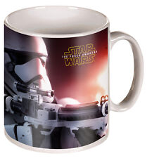 Star Wars The Force Awakens Stormtrooper Tazza NUOVO REGALO MAGNIFICO