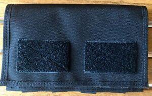 New Cordura MOLLE Pouch for GORUCK Rucksacks (Black) Custom Design - Made in USA
