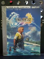 Final Fantasy X strategy guide