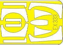 Eduard 1/48 F-14A Tomcat paint mask # EX333
