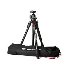 Manfrotto mk190goa4tb-bh Alumnium Tripod Tripod Stand Camera Mount Trailer Ball