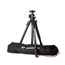 Manfrotto MK190GOA4TB-BH Alu Stativ Dreibeinstativ Kamerastativ Kugelkopf
