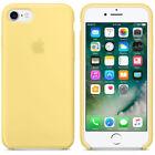 Original ~ Ultra Fino Funda de silicona para Apple iPhone 7plus 6 6s Plus
