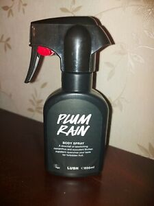 LUSH Plum Rain Body Spray 200ml